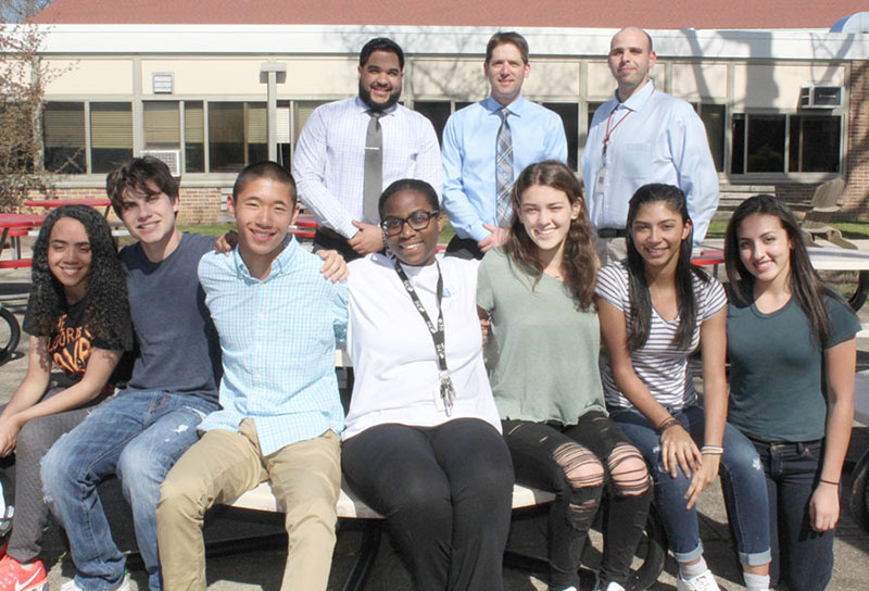 High School Students Break Borders