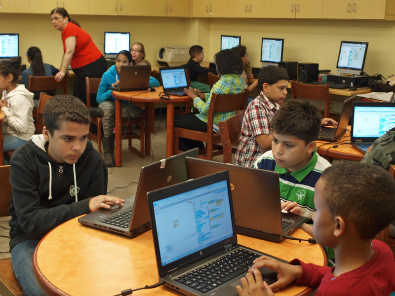 iDesign Club Brings Game Architecture to Students