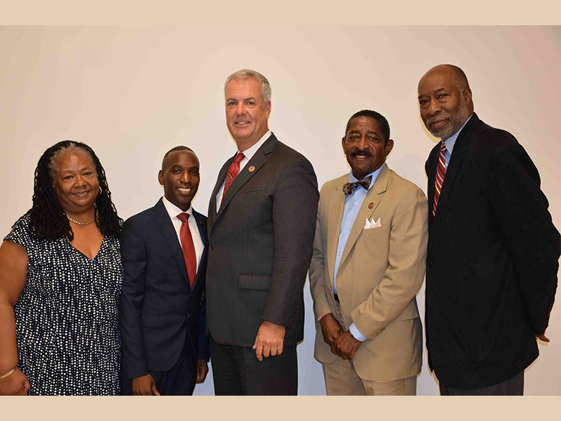 Board of Education Annual Reorganization Meeting