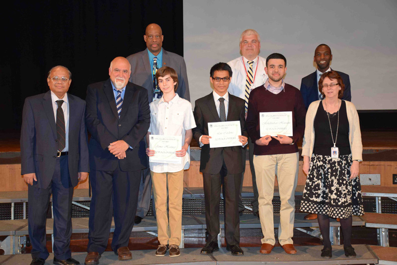 Spotlighting Students' Scientific Successes