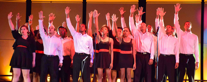FHS Students Showcase Choral Excellence