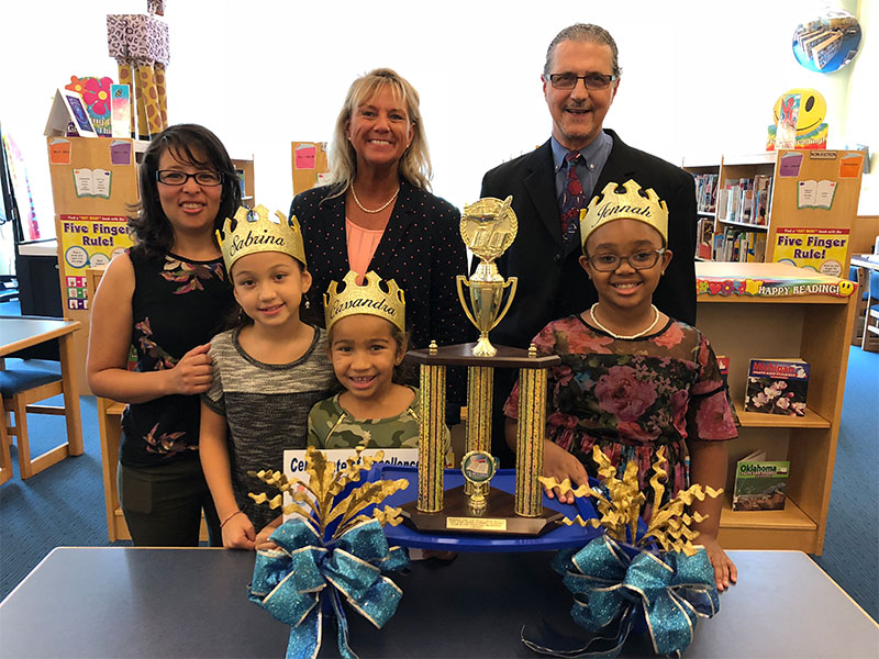 New Visions Wins Summer Reading Challenge