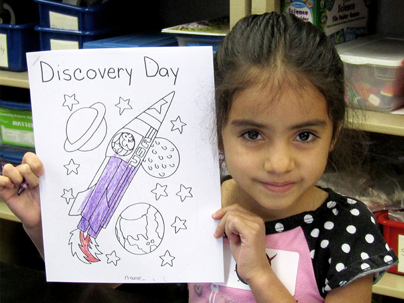 Students Discover an Amazing Opportunity in Astronomy