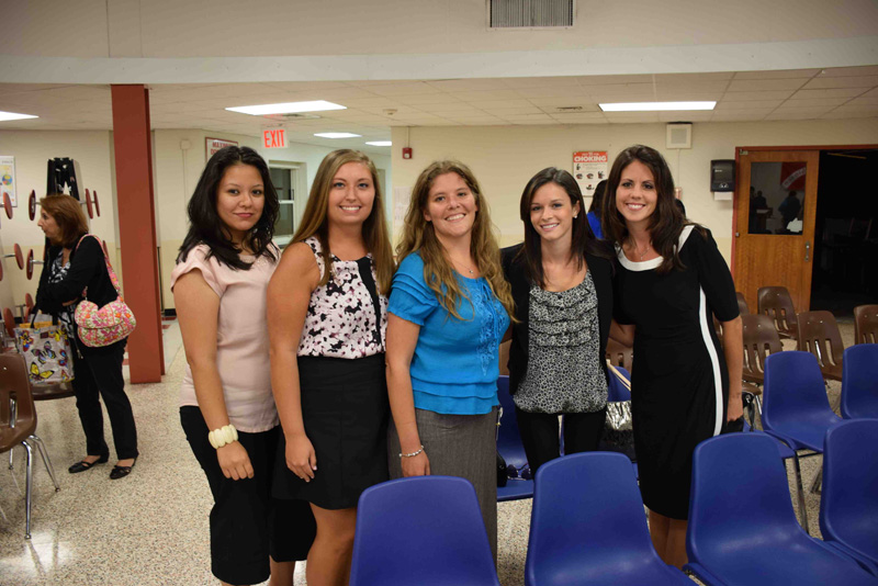 Board of Education lauds district's academic improvement