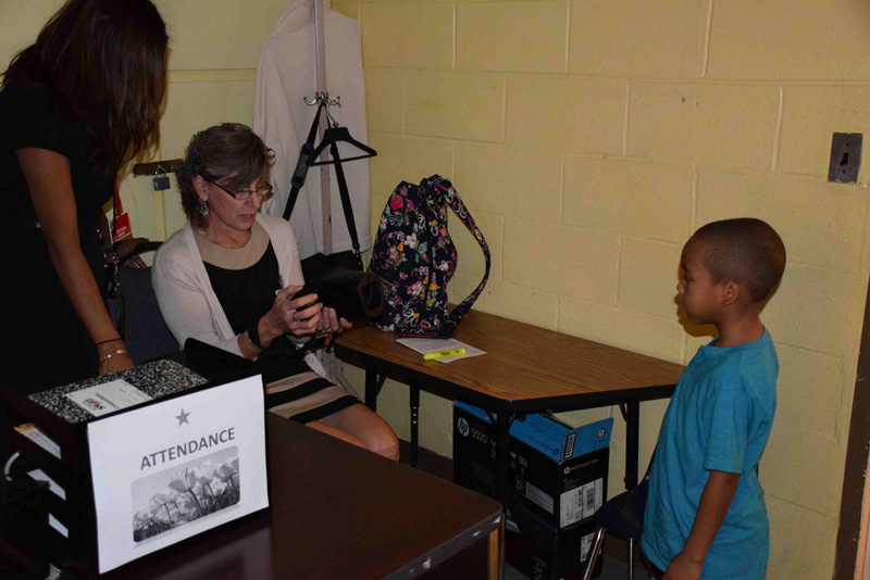 Freeport Schools first in Nassau to use new vision screening system