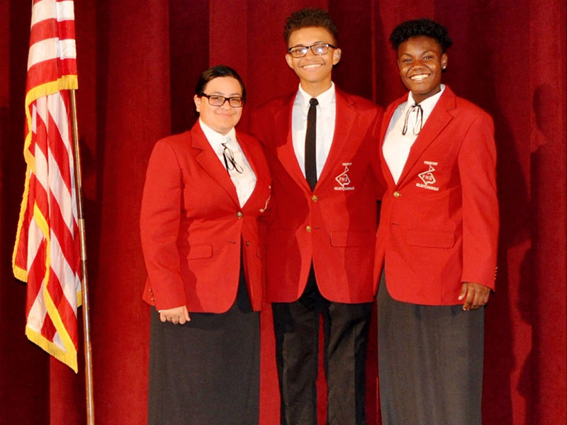 Superb Singers Earn All-State Distinction