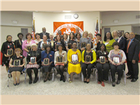 Recognizing 757 years of dedicated service to Freeport students Photo