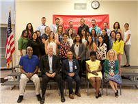District welcomes new teachers photo
