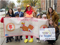 Archer Hosts Turkey Trot for Cause photo