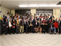 Board Celebrates District Excellence photo