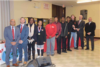 District Celebrates Superb Students and Staff photo 2