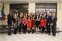 Board Celebrates District Excellence photo 2
